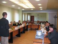 spotkanie w sprawie analizy potencjału turystycznego regionu